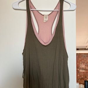 Free People Layered Tank